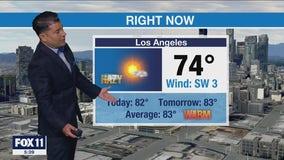 Weather Forecast: Friday, July 30