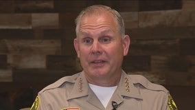 San Bernardino County names Shannon Dicus new Sheriff-Coroner
