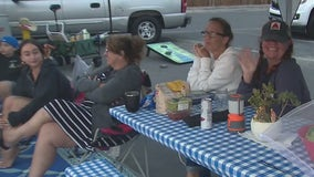 Southern California residents begin holiday weekend getaways for Fourth of July