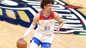 NBA's Jaxson Hayes LAPD arrest being investigated for use-of-force, chief Moore says