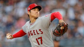 Angels' Shohei Ohtani named AL starting pitcher in 2021 MLB All-Star Game