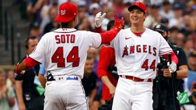 MLB HR Derby: Shohei Ohtani booted by Nats' Soto in opening round swingoff