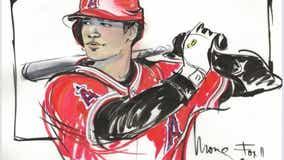 MLB All-Star Game: Angels' Shohei Ohtani makes 2-way history