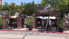 The Abbey in WeHo requiring proof of vaccine or negative COVID test after employees punched by customers