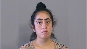 Mom arrested after 12-year-old gives birth to 24-year-old man's child