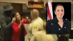 Victorville City Councilwoman Blanca Gomez arrested at council meeting