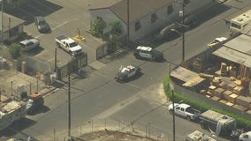 Man shot, killed in South Los Angeles