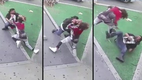 VIDEO: Attempted murder suspect challenges victim to fight, stabs him