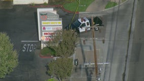 Pedestrian killed by hit-and-run driver in Fullerton; suspect arrested for DUI