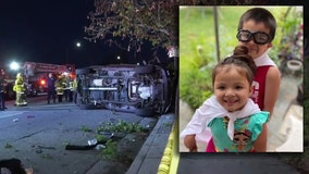 4-year-old girl killed during collision in Harbor City, police searching for driver