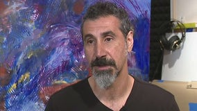 'The Incandescent Pause': See System of a Down frontman Serj Tankian's art exhibit in Glendale