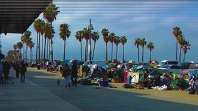 Homeless in Venice: Unhoused ordered to vacate beach, LAPD to enforce camping ban