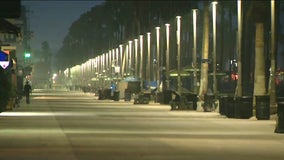Visible changes on Venice Beach Boardwalk after deadline to remove homeless encampments