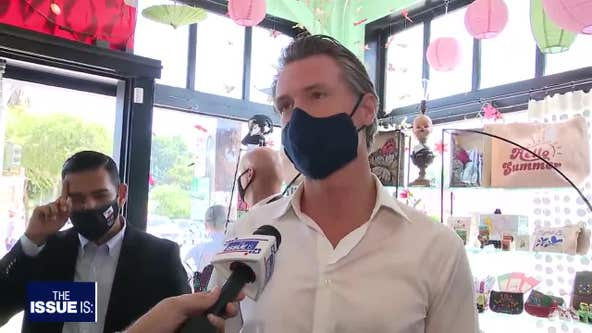 Newsom denies crime spike, says Prop 47 allows for more investment in local communities
