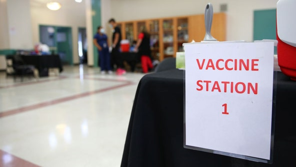 LA County reports rising COVID transmission among the unvaccinated young