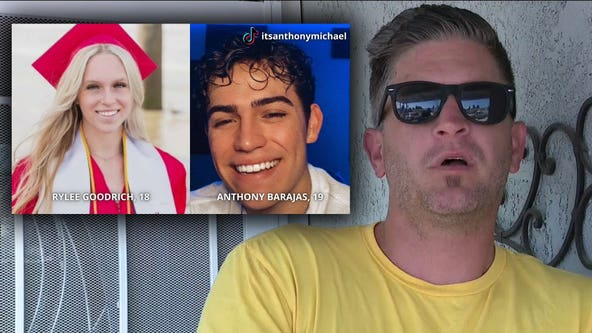 'That was my daughter!' Dad yells at suspected shooter who killed teen in 'Forever Purge' showing