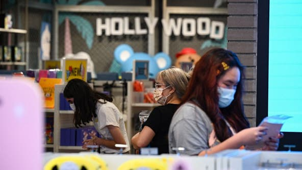 California recommends everyone wears masks indoors, regardless of vaccination status