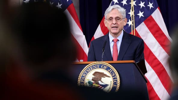 Garland calls for Senate to approve ATF head to combat gun violence