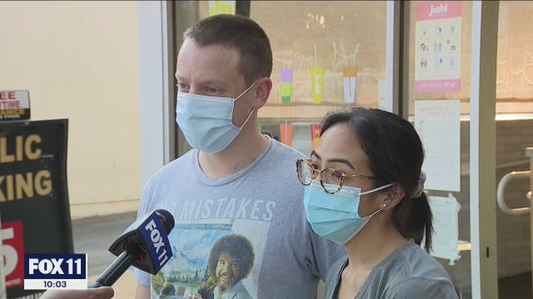 LA County residents react to return of indoor mask mandate, health expert says it was necessary