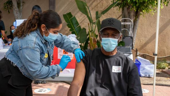 Leimert Park residents offered incentives to get vaccinated