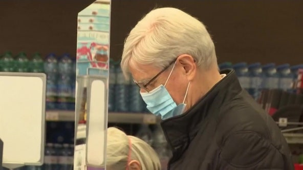 Riverside County health officials recommend mask wearing indoors