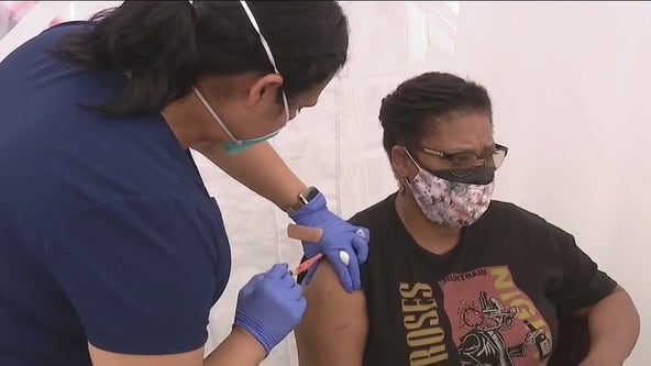 Health officials ramp up efforts to reach the unvaccinated in LA's underserved communities