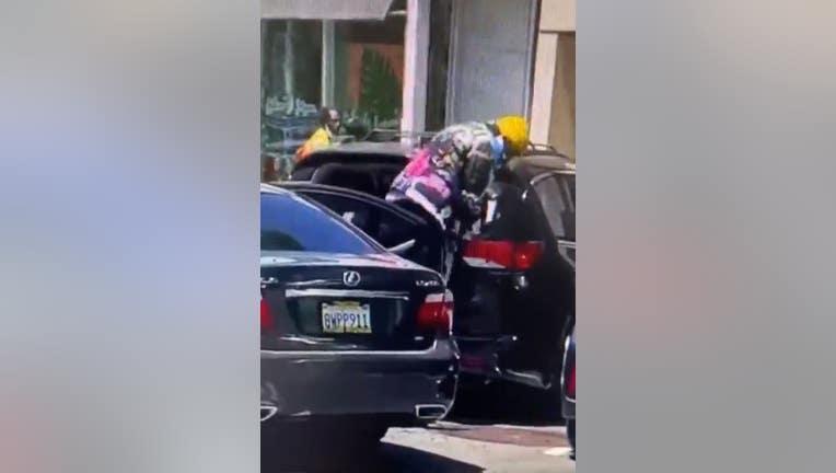 oakland car burglary 2