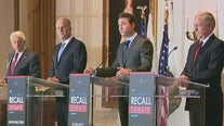 Recall Election: Gubernatorial candidates address California's biggest issues