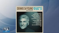 Former STYX front man Dennis DeYoung releases final solo album, 26 East Vol. 2