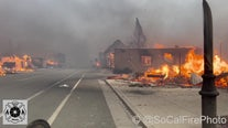 Growing 322,000 acre Dixie Fire decimates California town of Greenville