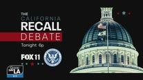 CA recall debate: FOX 11 to host GOP debate at Richard Nixon Presidential Library