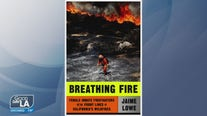 New book on female inmates fighting fires on the front lines
