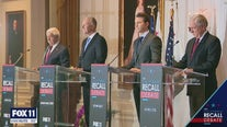 The Issue Is: Highlights and analysis from the California recall debate