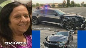 Teen driving $65K Camaro accused of causing crash that killed grandmother in Porter Ranch