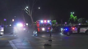Man who allegedly pointed gun at officers in Glendora killed by police gunfire