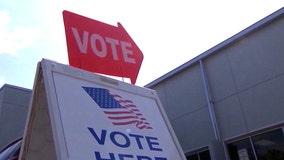 Recall election: Candidates make final push as polls set to close