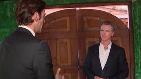 'The consequences are pretty extraordinary': Governor Gavin Newsom talks upcoming recall election