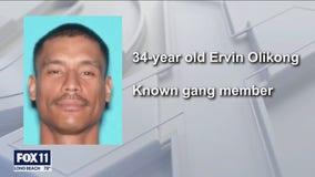 Man accused of shooting 3 law enforcement officers across San Bernardino County dies in shootout