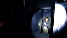 Fontana PD body cam video shows officer shooting unarmed man hiding in portable bathroom