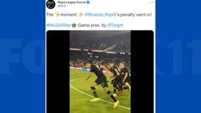 MLS edges Liga MX on penalty kicks at All-Star Game in LA