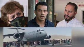 Afghan-American community in Northridge fears for loved ones stuck in Kabul