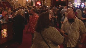 Hollywood Pantages Theater opens for first time in 17 months for 'Hamilton'