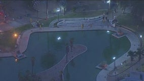 Body found in lake at MacArthur Park: LAPD