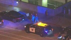 John Wayne Airport: Man's bizarre crime spree prompts lockdown, flight delay