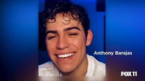 Movie theater shooting victim Anthony Barajas remembered as leader, philanthropist