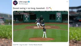 Torrance beats New Hampshire in Little League World Series debut