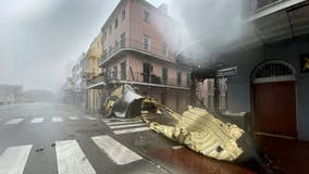 'Untold damage': Videos show Ida's trail of destruction across Louisiana