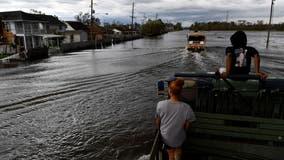 Hurricane Ida's aftermath: No power, no flights, drinking water shortage