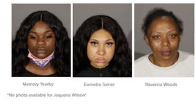 3 out of 4 women released on $0 bail after allegedly stealing $10K in merchandise