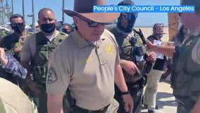 Homeless crisis in LA County: Sheriff Alex Villanueva doubling down on state of emergency push
